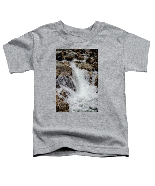 Naturally Pure Waterfall Toddler T-Shirt
