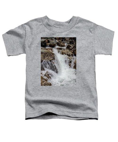 Naturally Pure Waterfall Toddler T-Shirt