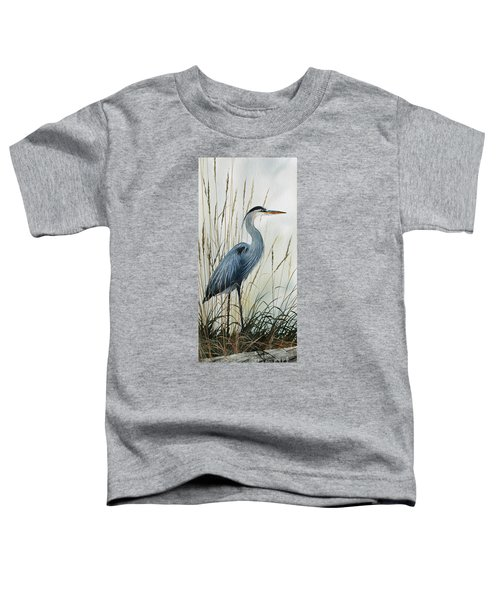 Natures Gentle Stillness Toddler T-Shirt
