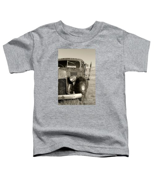 Needs Gas By Diana Sainz Toddler T-Shirt