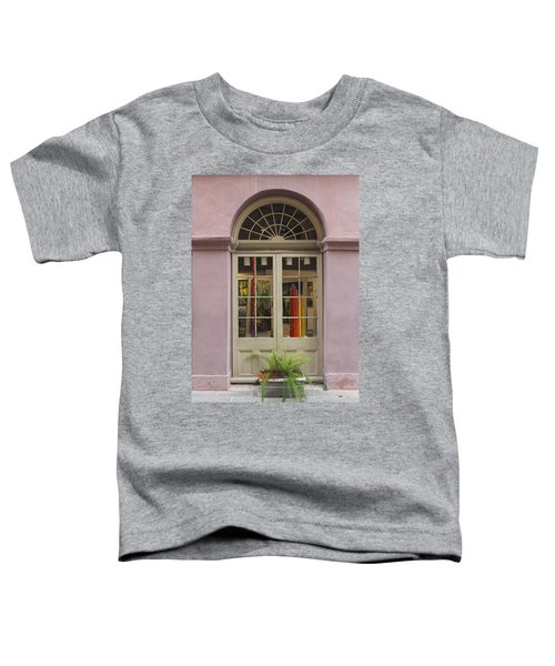 French Quarter Doors14 Toddler T-Shirt