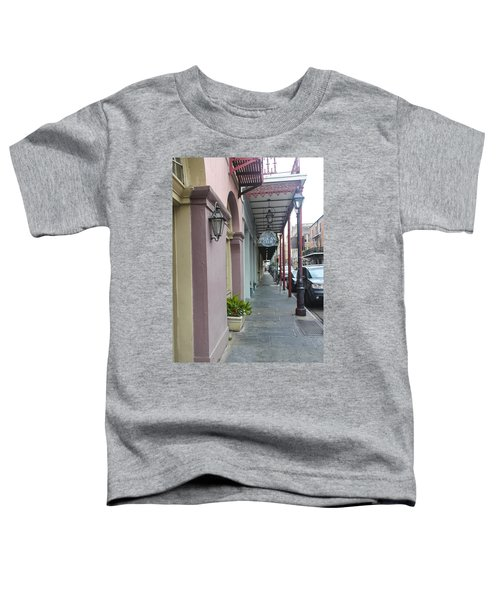 French Quarters In New Orleans 16 Toddler T-Shirt