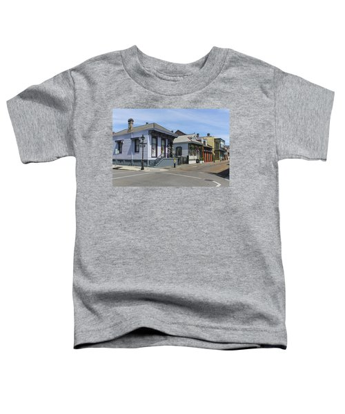 New Orleans Architecture 38 Toddler T-Shirt