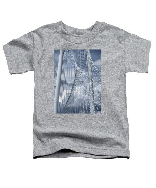 New Skyline Bridge Toddler T-Shirt