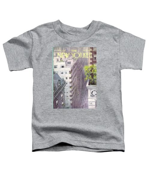 New Yorker April 22nd, 1967 Toddler T-Shirt