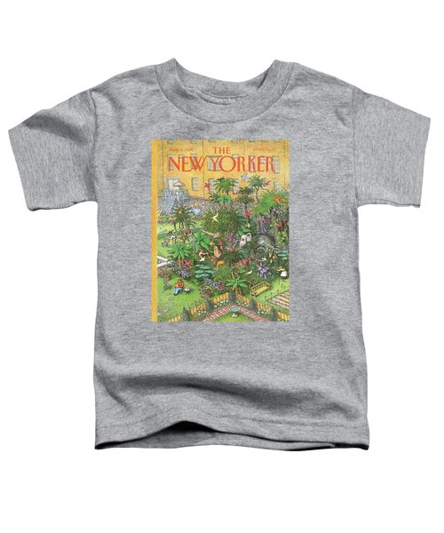 New Yorker August 5th, 1991 Toddler T-Shirt