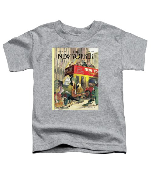 New Yorker June 16th, 1997 Toddler T-Shirt