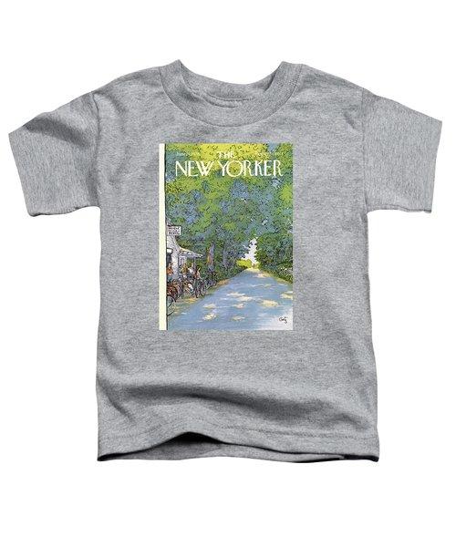 New Yorker June 21st, 1976 Toddler T-Shirt
