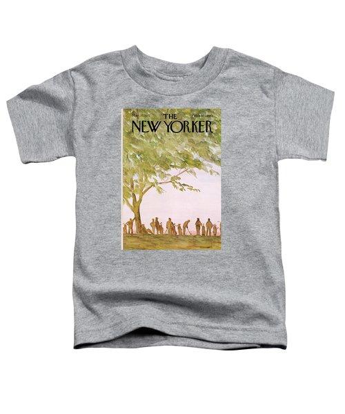 New Yorker May 20th, 1972 Toddler T-Shirt