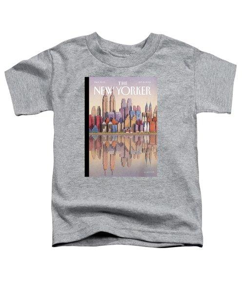 New Yorker September 15th, 2003 Toddler T-Shirt