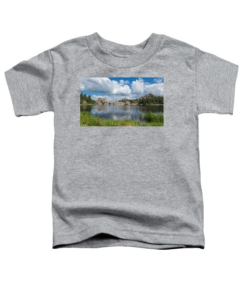 Sylvan Lake South Dakota Toddler T-Shirt