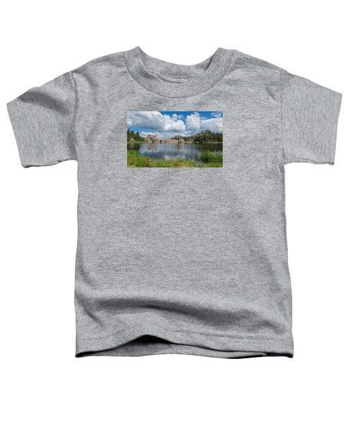 Sylvan Lake South Dakota Toddler T-Shirt