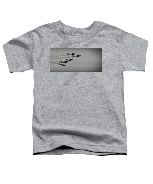 Norteast Raiders At The Greenwood Lake Airshow 2012 Toddler T-Shirt