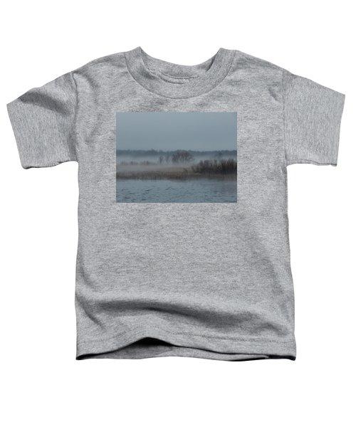 November Mist Toddler T-Shirt