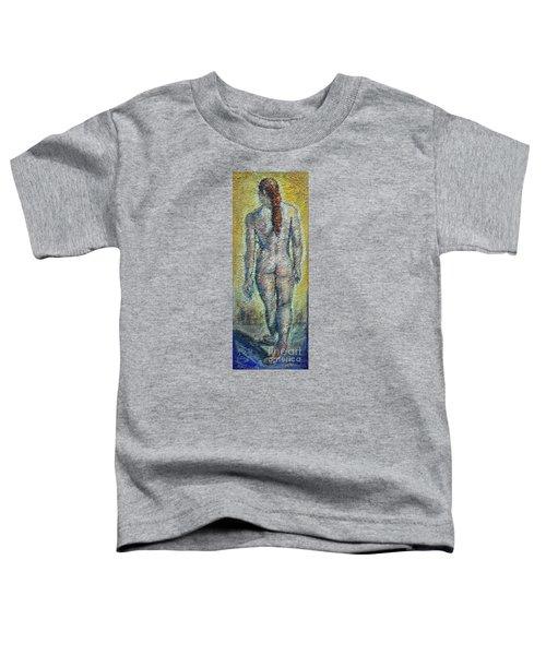 Nude Brunet Toddler T-Shirt