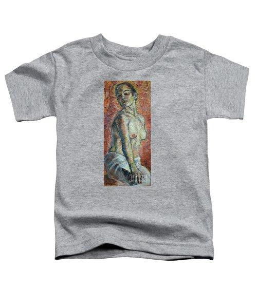Nude Lisbeth Toddler T-Shirt