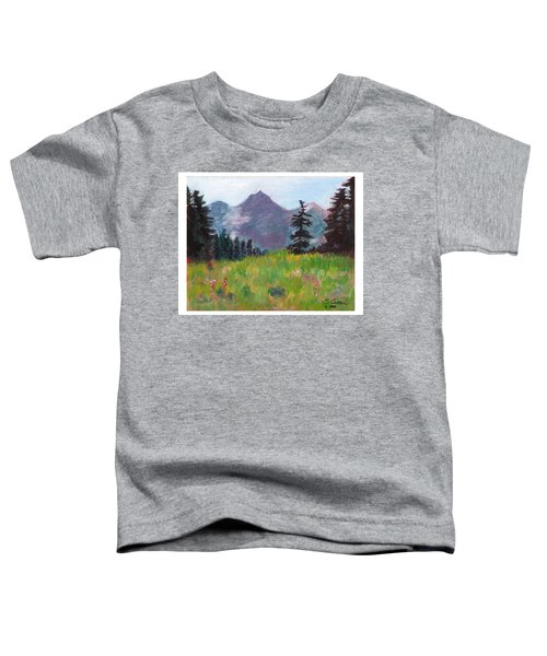 Off The Trail 2 Toddler T-Shirt