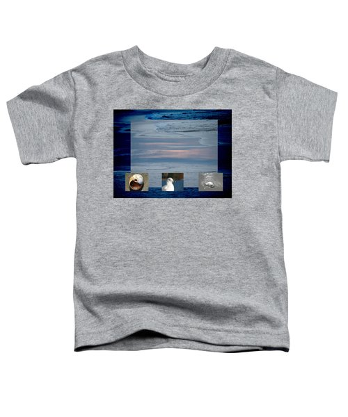 Ogunquit Beach Toddler T-Shirt