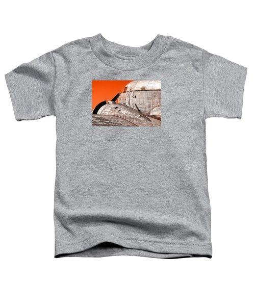 Old Bird Toddler T-Shirt