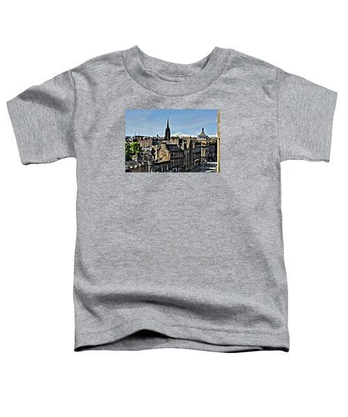 Olde Edinburgh Toddler T-Shirt