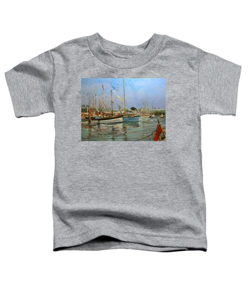 Old Gaffers  Yarmouth  Isle Of Wight Toddler T-Shirt