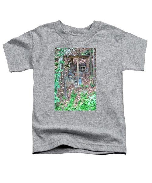 Old Mountain Still Toddler T-Shirt