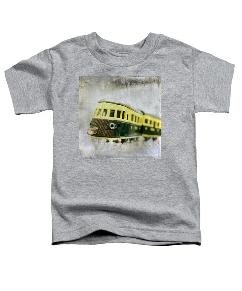 Old Toy-train Toddler T-Shirt