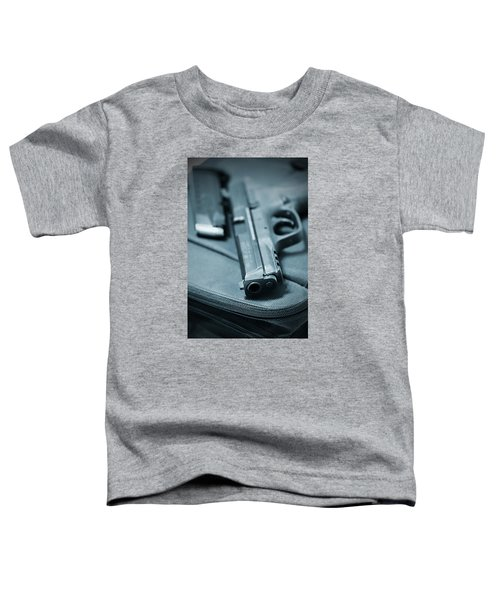 On The Lam Toddler T-Shirt