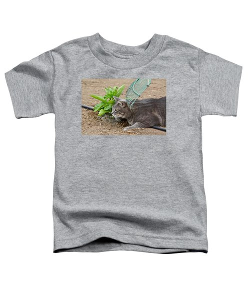 One Happy Cat Toddler T-Shirt