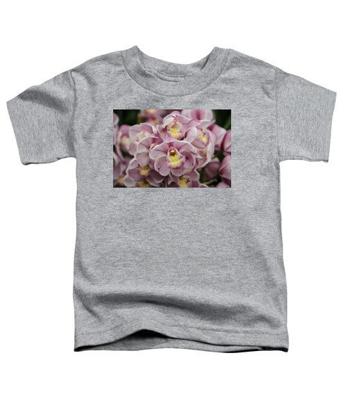 Orchid Bouquet Toddler T-Shirt