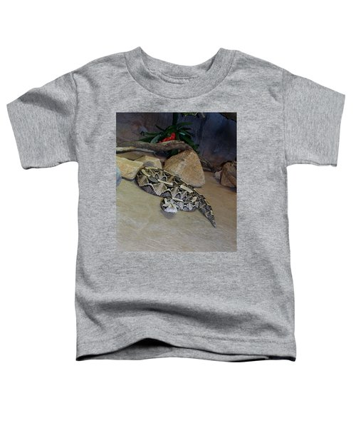 Out Of Africa Viper 2 Toddler T-Shirt