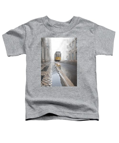 Out Of The Haze Toddler T-Shirt