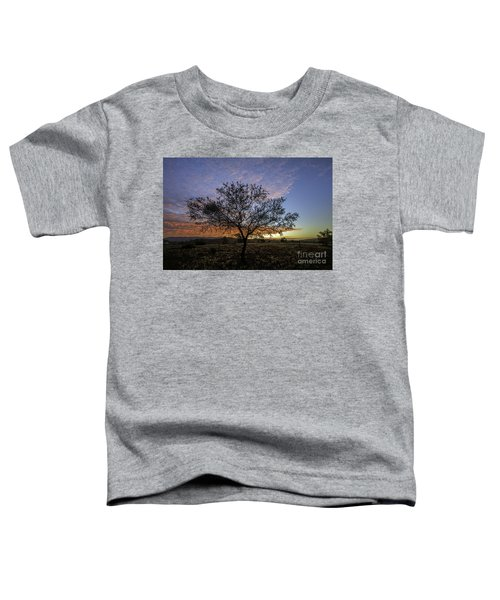Outback Sunset  Toddler T-Shirt