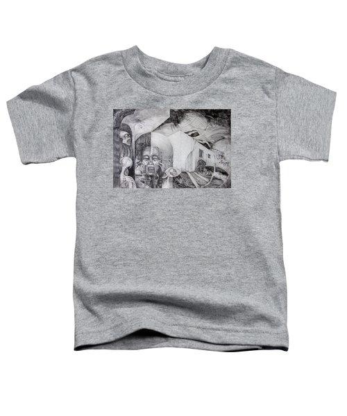 Outskirts Of Necropolis Toddler T-Shirt