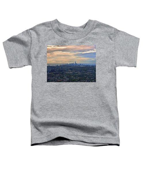 Over East New York Toddler T-Shirt