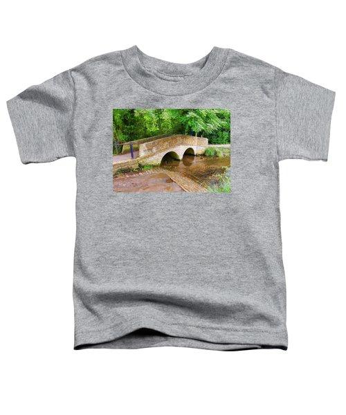 Pack Horse Bridge Toddler T-Shirt