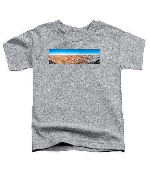 Painted Desert, Petrified Forest Toddler T-Shirt