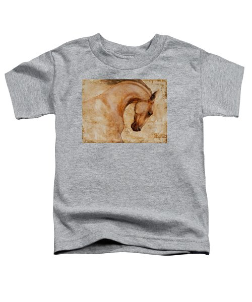 Painted Determination 1 Toddler T-Shirt