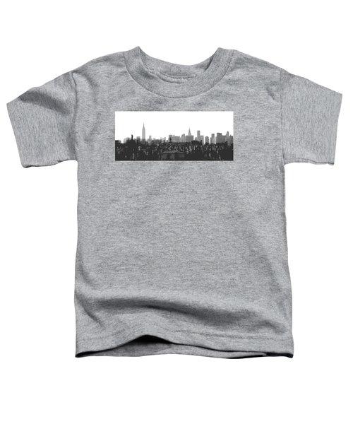 Past Present Future Toddler T-Shirt