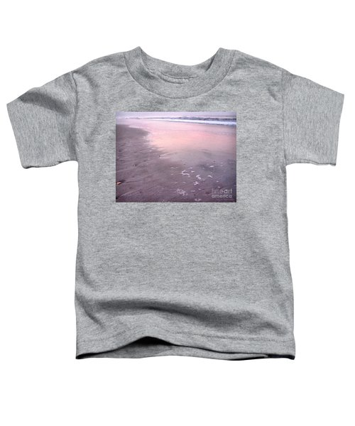 Pastel Beach Toddler T-Shirt