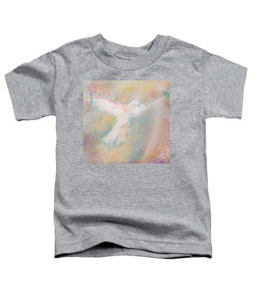 Peace Dove Toddler T-Shirt