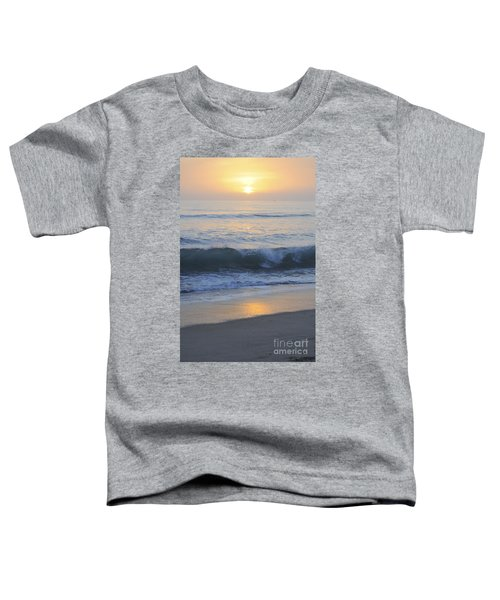 Peaceful Sunset Toddler T-Shirt