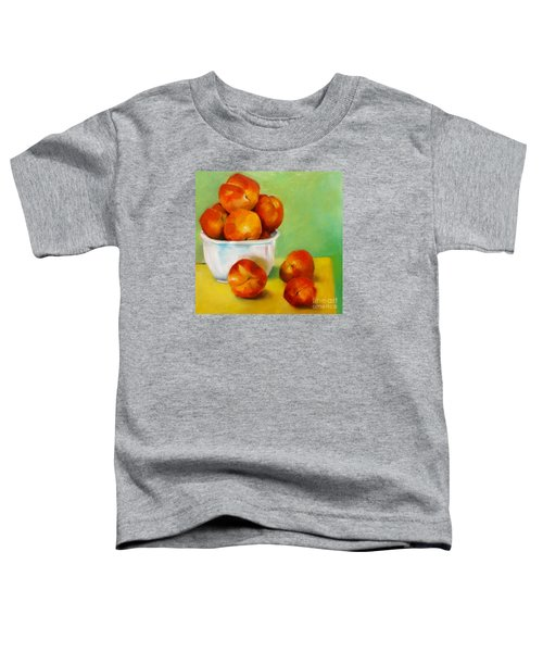Peachy Keen Toddler T-Shirt