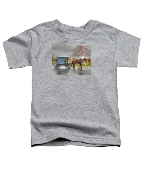 Pennsylvania Amish Toddler T-Shirt