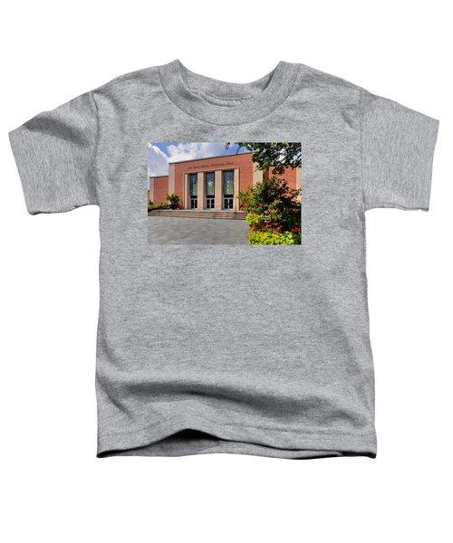 Phi Beta Kappa Hall Toddler T-Shirt
