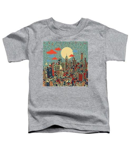 Philadelphia Dream 2 Toddler T-Shirt
