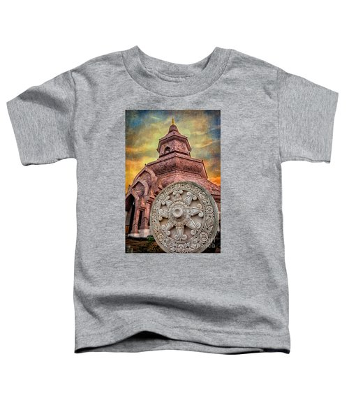 Phuttanimit Phra Saiyat Toddler T-Shirt