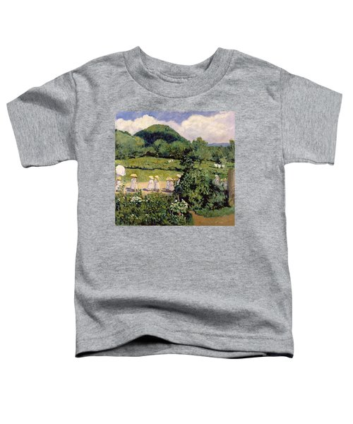 Picnic In May, Summer Day, 1906 Toddler T-Shirt