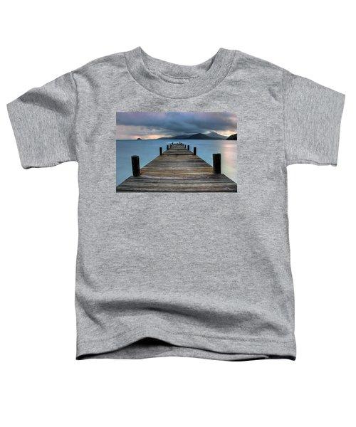 Piering Rain Toddler T-Shirt