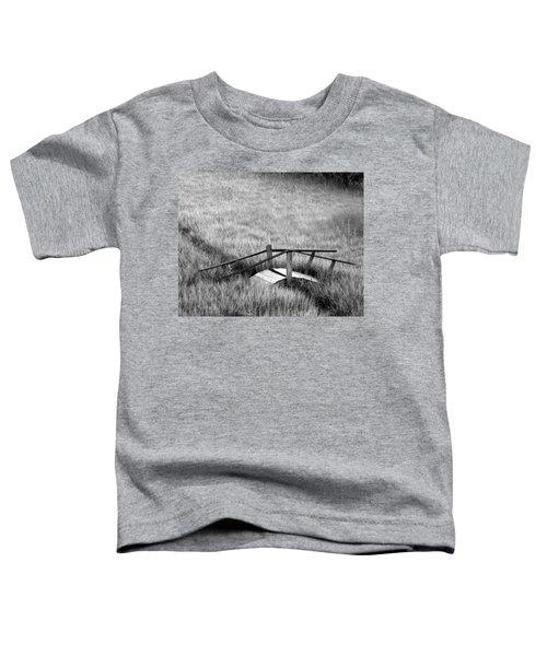 Pine Creek Bridge Toddler T-Shirt